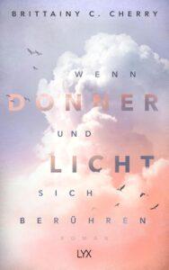 Das cover zum Buch Wenn Donner und Licht sich berühren