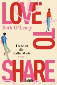 Das Cover zum Buch Love To Share
